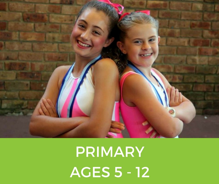primary Classes at Alstonville Physie - for girls and ladies 3 years old and up